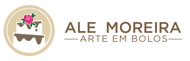 Ale Moreira | Arte em Bolos