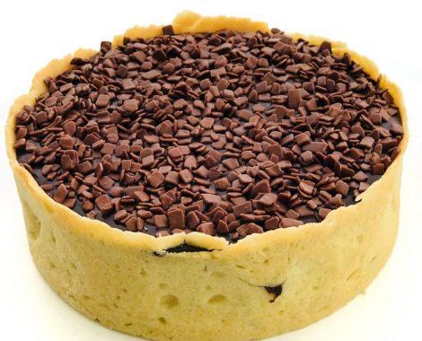 Torta de Creme Brulle